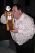 Lundi, le 3 décembre, 2007, souper régulier.