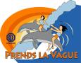 Année 2008-2009 Thème: Prends la Vague., gouverneur Claude Duhamel et Jeanne-Paule.