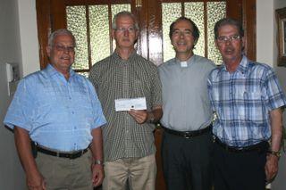 2009-07-28 Remise cheque spaghetti 001-1