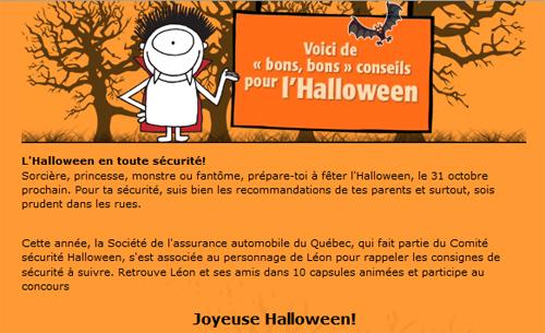 Halloween de Léon