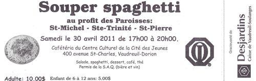 Spaghetti C.O. Vaudreuil-Dorion