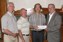 2011-06-15 Remise cheque Spaghetti 007-1