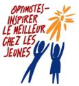 Logo Optimiste Inspirer le meilleur chez les jeunes
