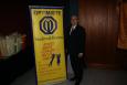 Daniel McIntyre 33e président du club optimiste de Vaudreuil-Dorion Inc.