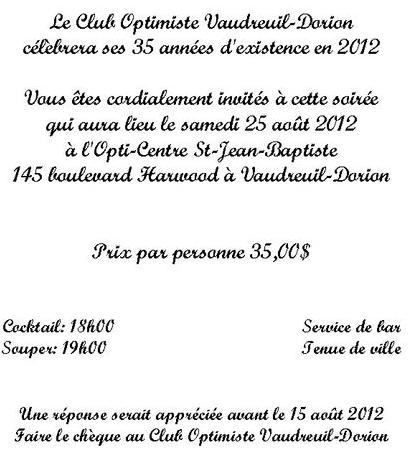 Invitation 35e