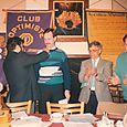 Daniel Durocher 17e président du club optimiste de Vaudreuil Inc.