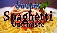 Montage photo souper spaghetti club optimiste Vaudreuil-Dorion.