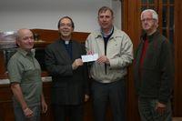 2013-05-15 Remise cheque spaghetti 002