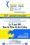 Relais pour la Vie 31 mai 2013