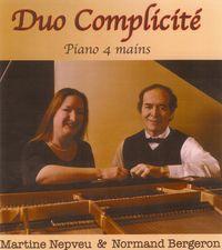 Duo Complicité Martine Nepveu & Normand Bergeron