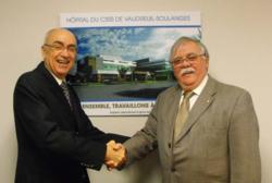 President Fondation CSSSVS
