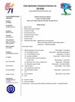 Ordre du jour 2 mai 2014