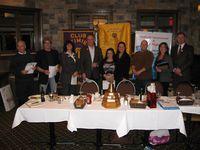 Nouveaux membres au club optimiste de Vaudreuil-Dorion 10 février 2014