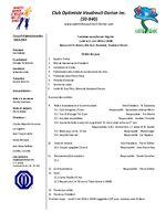 Ordre du jour 21 avril 2014
