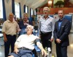 Collecte de sang club optimiste de Vaudreuil-Dorion 7 juillet 2014