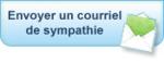 Courriel de sympathie