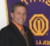 Danny Vernier président club optimiste Les Coteaux