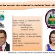 Passation des pouvoirs 23 septembre 2017  club optimiste Vaudreuil-Dorion  (1)