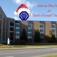 Club optimisteVaudreuil-Dorion  visite du Père Noël au Centre d'accueil Vaudreuil