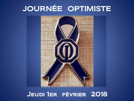 Journée Optimiste 2018
