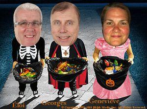 Club optimiste Vaudreuil-Dorion Halloween 2014