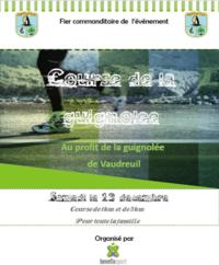 Course de la guignolée samedi 13 décembre 2014 Club optimiste Vaudreuil-Dorion