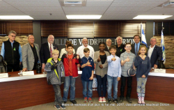 100-Maire et mairesse d'un jour  le 01 mai  2017  club optimiste Vaudreuil-Dorion (101)