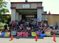 Marche du RESPAIX école Harwood 31 mai 2017 club optimiste Vaudreuil-Dorion (2)