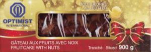 Campagne de gâteaux aux fruits 2017 club optimiste Vaudreuil-Dorion