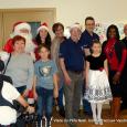 Club optimiste Vaudreuil-Dorion  visite du Père Noël au Centre d'accueil Vaudreuil  3 décembre 2017 (5)