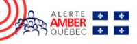 Alerte AMBER Québec