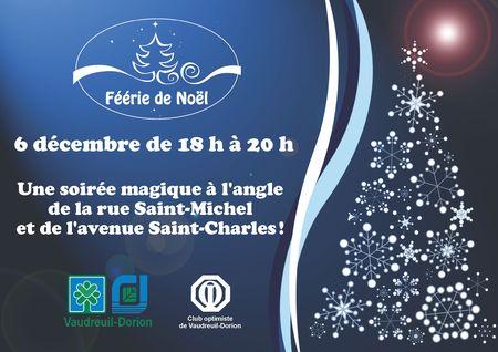 Féerie 2014 Vaudreuil-Dorion