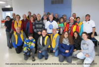 Club optimiste Vaudreuil-Dorion, guignolée de la Paroisse St-Michel de Vaudreuil-Dorion, samedi 3 décembre 2016 (2)