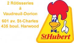Rotisserie St-Hubert Vaudreuil-Dorion