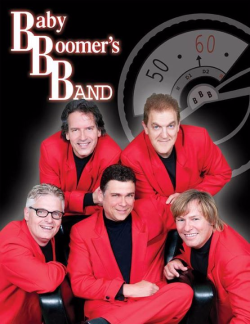 Baby Boomer' Band  Corporation Opti-Centre St-Jean Baptiste  Vaudreuil-Dorion.