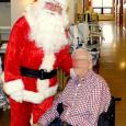 Club optimiste Vaudreuil-Dorion  visite du Père Noël au Centre d'accueil Vaudreuil  3 décembre 2017