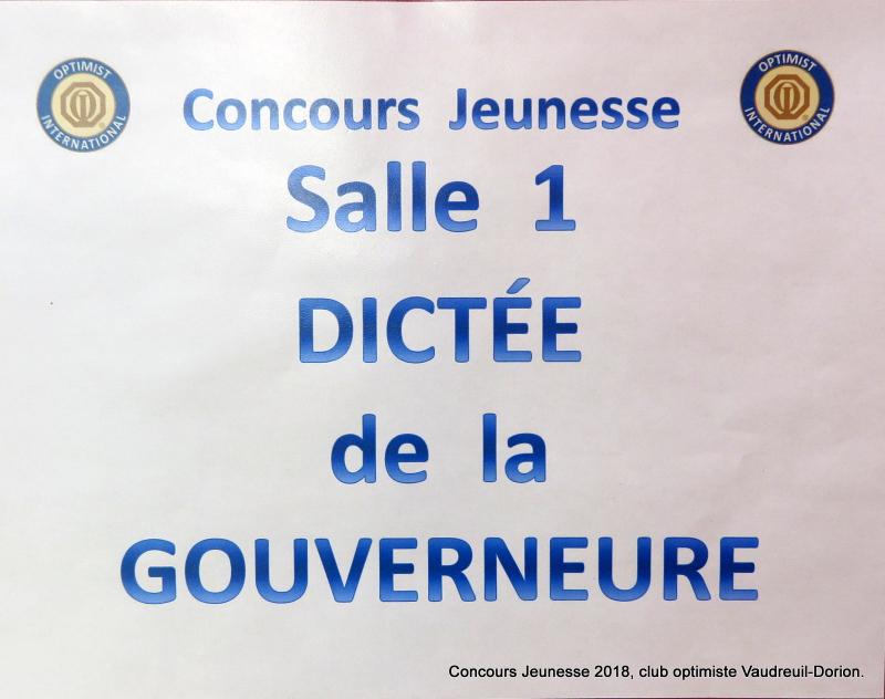 Concours Jeunesse 2018 club optimiste Vaudreuil-Dorion  (1)