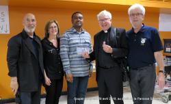 Souper spaghetti 28 avril 2018  club optimiste Vaudreuil-Dorion au profit de la Paroisse Saint-Michel (88)