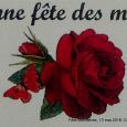 Fêtes des Mères  13 mai 2018 Centre d'accueil Vaudreuil