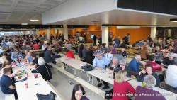 Souper spaghetti 28 avril 2018  club optimiste Vaudreuil-Dorion au profit de la Paroisse Saint-Michel (75)