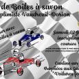 Course de boîte à savon  2 juin, 2018 club optimiste Vaudreuil-Dorion