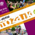 Le défilé Mozaïk  23 juin 2018 à Vaudreuil-Dorion