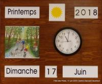 Fête des Pères  17 juin 2018  Centre d'accueil Vaudreuil (12)
