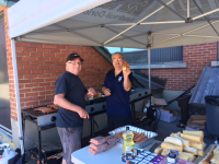Club optimiste Vaudreuil-Dorion 19 juin 2018 diner Hot Dog école St-Michel (1)