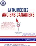 Affiches de la Tournee des Anciens Canadiens DCQ