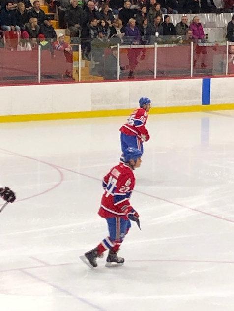 La tournée des Anciens Canadiens de Montréal  le dimanche 25 novembre 2018 -2