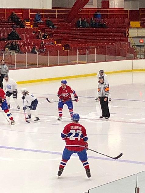 La tournée des Anciens Canadiens de Montréal  le dimanche 25 novembre 2018 -3