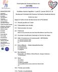 8e réunion du club optimiste Vaudreuil-Dorion, le lundi 21 janvier 2019