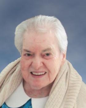 Avis de décès de Mme Jeannine Dolbec