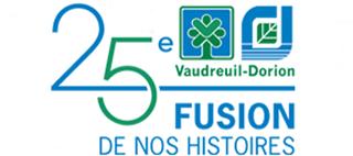 Ville de Vaudreuil-Dorion 25 ans Fusion
